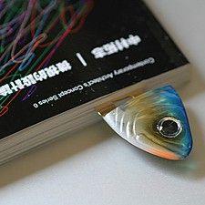Marcapáginas Raspa de Pescado
