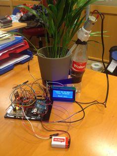 Arduino - irrigation system (Scheduled via TrafficWonker.com)