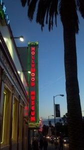 The Hollywood Museum is a Must Visit When in Los Angeles.