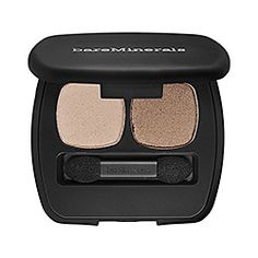 bareMinerals READY in The Mixologist.  The best nude shadow duo EVER!  The shimmer is too good to be true...but it is!