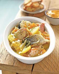 Découvrez la véritable recette traditionnelle de bouillabaisse, vos invités vont adorer !