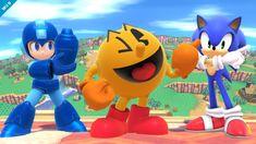 Super Smash Bros. for Nintendo 3DS / Wii U: Pac-Man