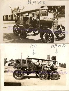 Model T Ford Forum: Six wheel model t-Photo