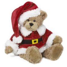 Santa Teddy Bears - Merry Chritmas - Happy New Year Christmas Teddy Bear, Woodland Christmas, Vintage Teddy Bears, Cute Teddy Bears, Wholesale Teddy Bears, Teddy Bear Pictures, Barbie, Boyds Bears, Bear Toy