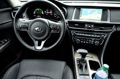Written by Anne Proffit The 2017 Kia Optima full-size, front-wheel-drive sedan has, over the past few years become a delectable road-going vehicle. Imbued with handsome body lines and excellent drivetrain, it's made a mark far and wide on American roads. The fact that the Optima is available in several different flavors hasn't hurt a bit, … Kia Optima, Roads, The Past, Handsome, American, Vehicles, Road Routes, Rolling Stock, Street