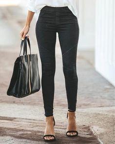 Short femmes pantalon Jeans Hot pants court hüftig bleu 36 38 40 42 44 Nouveau