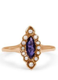Rose Gold Vala Ring