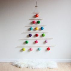 DIY modern Christmas tree | Hank and Hunt