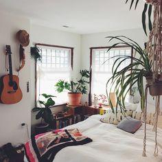 マクラメ作家「エミリー・カッツ」に学ぶ♪アートと自然と一体となった居住空間15選   folk