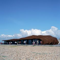East Beach Café, Littlehampton, UK | Thomas Heatherwick