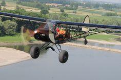 Zlin Savage Bobber photo by hhoelscher Stol Aircraft, Kit Planes, Light Sport Aircraft, Bush Pilot, Bush Plane, Private Plane, Vintage Airplanes, Aircraft Design, Air Travel