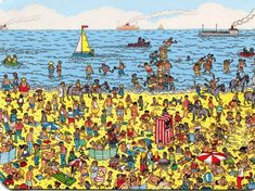 Where is Waldo?