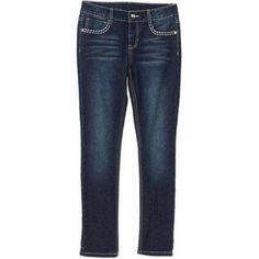 Faded Glory Girls' Fashion Skinny Jeans, Size: 12