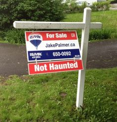 re/max real estate house for sale not haunted