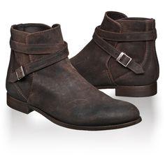 mens shoes with cuban heels - black | Boots & Shoes | Pinterest ...