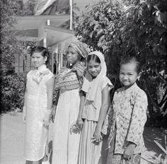 Burgers van Suriname jaren '60