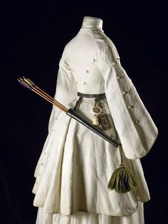 In the Swan's Shadow: Ladies' Archery Jacket, 1855