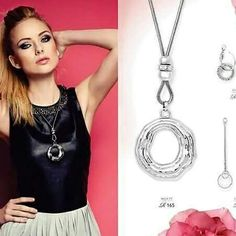 Flattering large necklace & perfectly suited earrings from R85    #jewelry #socialenvy #bling #trendy #beautiful #cazabella #stylish #love  Request your Cazabella catalogue from me ::::: ronel.cazabella@yahoo.com Bling, Pendant Necklace, Chain, Stylish, Earrings, Beautiful, Jewelry, Ear Rings, Jewel