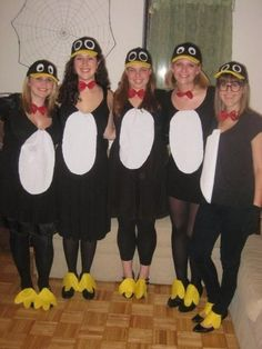 Homemade Cheap Penguin Halloween Costumes From A Few Years Ago Diy Penguin Costume Diy Penguin Costume Penguin Costume Diy Diy Penguin Costume Per Hendrix S Halloween Request Fish Bucket Homemade Penguin Costume Ideas Penguin Costume… Pinguin Costume, Penguin Halloween Costume, Theme Halloween, Family Halloween, Diy Halloween Costumes, Costume Ideas, Red Bow Tie, Bow Ties, Last Minute Diy Costumes