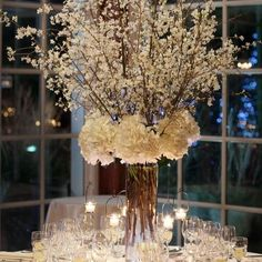 As Pictured Floral Centerpiece