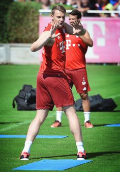 Image de goalkeeper, manuel neuer, and fcb