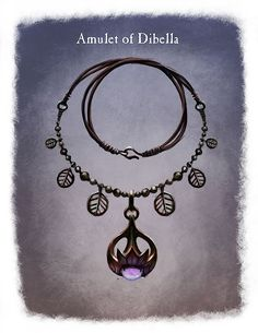 Amulet Dibella, Ray Lederer on ArtStation at http://www.artstation.com/artwork/amulet-dibella