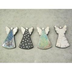Great Totally Free Clay pottery ornaments Tips Raku engle – Keramik – Raku Pottery, Pottery Painting, Ceramic Painting, Christmas Clay, Christmas Crafts, Clay Projects, Clay Crafts, Clay Angel, Pottery Angels
