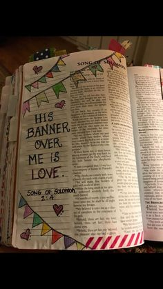 Bible journaling-Song of Solomon Bibeljournal-Lied von Salomo Source by . Faith Bible, My Bible, Bible Scriptures, Art Journaling, Bible Study Journal, Scripture Journal, Journal Art, Journal Ideas, Bible Drawing