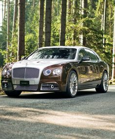 Bentley Flying Spur from Mansory #CarFlash