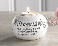Friendship Tea-Light