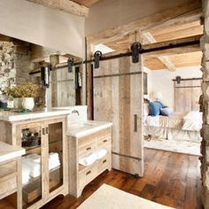 Barn House Interiors Design, Pictures, Remodel, Decor and Ideas - page 5