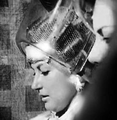 Salon Dryers, Vintage Hair Salons, Roller Set, World Photo, Miss World, Vintage Hairstyles, Belgium, Hair Dryer, The Past