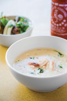 Dining Spotlight: Hiding in Plain Sight - Austin Monthly:  Kin & Comfort at the food court in Hana World Market - serving up a fusion of Thai and Southern flavors and recipes.