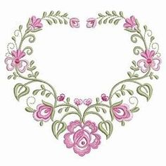 Dainty Roses 3 - 2 Sizes! | What's New | Machine Embroidery Designs | SWAKembroidery.com Ace Points Embroidery #MachineEmbroideryDesigns