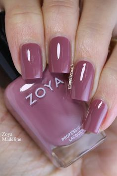 I have four fun Zoya Holiday Quads to share with you today. Each set has four gorgeous polishes. Zoya Nail Polish, Nail Polish Colors, Nail Colour, Nail Polishes, Manicures, Hair And Nails, My Nails, Fall Manicure, Nail Mania