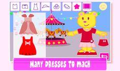 #Pepavestiditos pantalla donde elegir el vestuario que más te guste