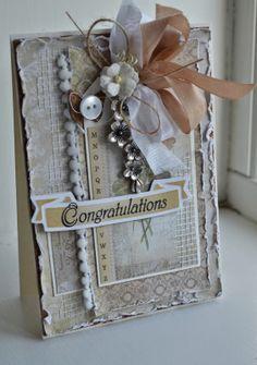 Kort *Congratulations*
