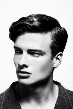 • Men's Hairstyles