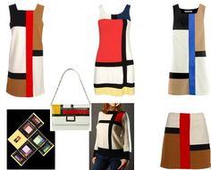 Mondrian Dresses