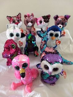 d47fbdb2ca4 Details about TY Beanie Boos 6