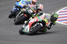 MotoGP Argentina: Cal Crutchlow (LCR Honda) claimed his third Premier Class victory since 2016's Australia GP.