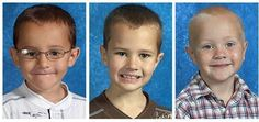 The mother of three missing Michigan boys still believes they will come home alive even though it has been a year since they were last seen with their now-jailed father at his home near the Michigan-Ohio state line.    Tanya Zuvers tells the Blade newspaper in Toledo that she has never lost hope that the boys are out there.    Nine-year-old Andrew, 7-year-old Alexander and 5-year-old Tanner have not been seen since last Thanksgiving when they were at their father's home in Morenci, Mich.