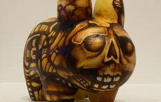 JC Rivera 'Dead Labbit' custom figure