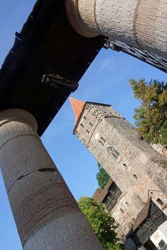 Nürnberg ist sehr malerisch.