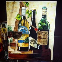 Wine Picture Decor | Appleton Trophy