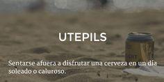 utepils #palabras