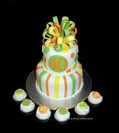 Grad cake?