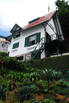 Casa Santos Dumont in Petropolis #ny2rio