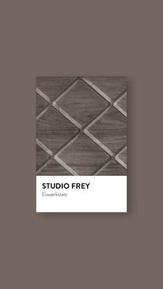 Eiswerkstatt #project #interiordesign #branding #studiofrey Asian Restaurants, Blue Highlights, Fine Dining, Branding, Interior Design, Studio, Rugs, Wallpaper, Wood