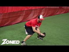 The Bucket Drill to Help Infielders get Around the Ball - YouTube